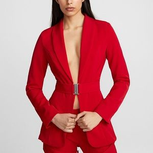 I.AM.GIA SYNOPSIS JACKET (RED)